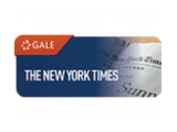 Gale New York Times logo