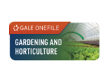 Gale Onefile Gardening and Horticulture