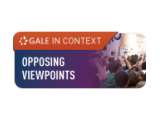 Gale in Context Opposing Viewpoints