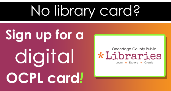 Sign up for a digital library card!