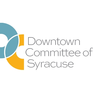 Downtown Committee of Syracuse logo