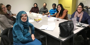 photo of ESOL conversation group